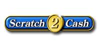 Logo scratch2cash bonus jeux à gratter